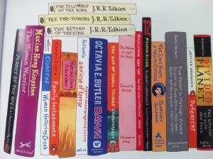 junot diaz bookshelf