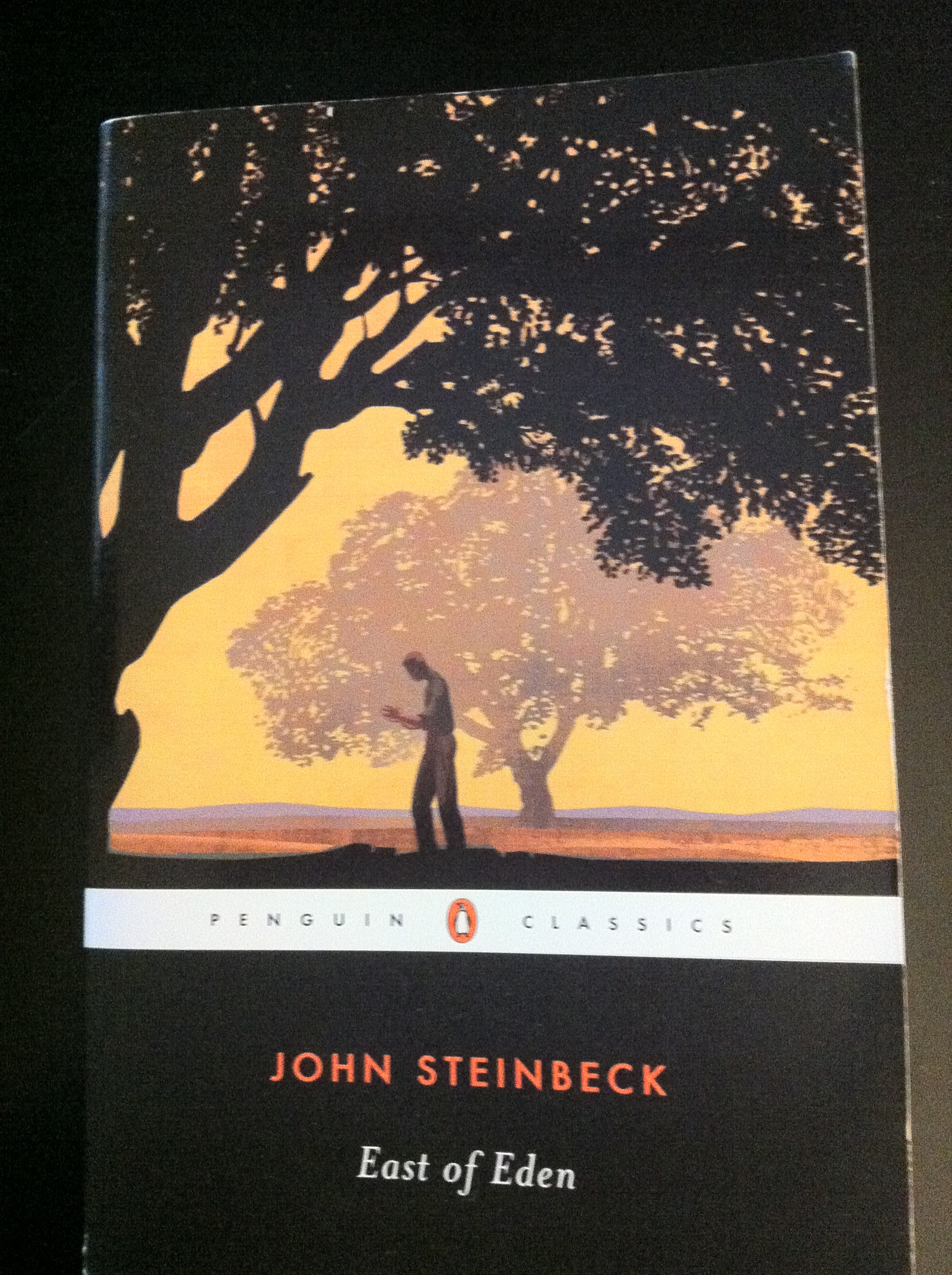 good and evil in east of eden a novel by john steinbeck Start studying literature circle: east of eden by john steinbeck learn - this is one of the novel's major themes, the perpetual struggle between good and evil-the problem with the characters is that -the gabilan mountains to the valley's east were stated by steinbeck as.